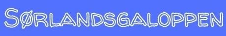 Sørlandsgaloppen logo